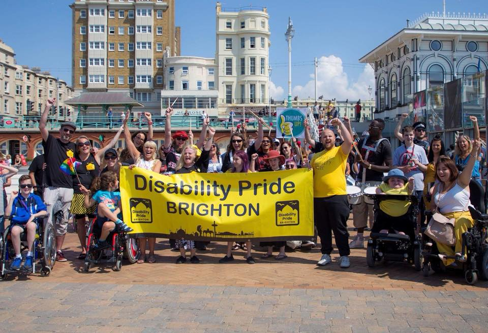 Disability Pride Brighton 2007