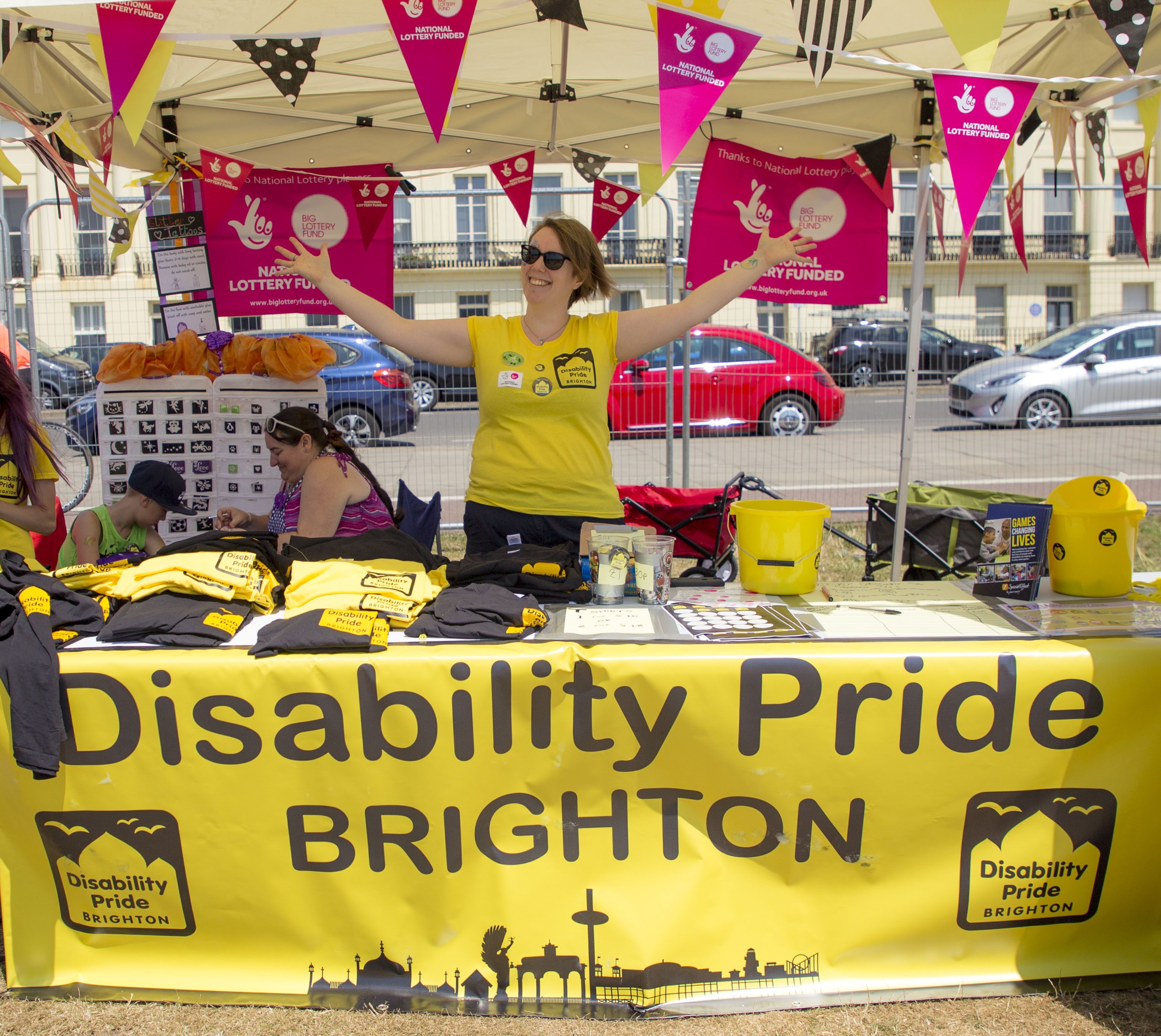 Stars of Disability Pride 2018
